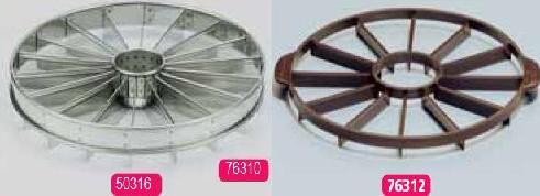 Тортоделитель 16 кусков металл