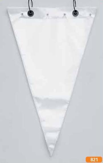 Мешок кондитерский одноразовый 50см, упаковка 100 шт