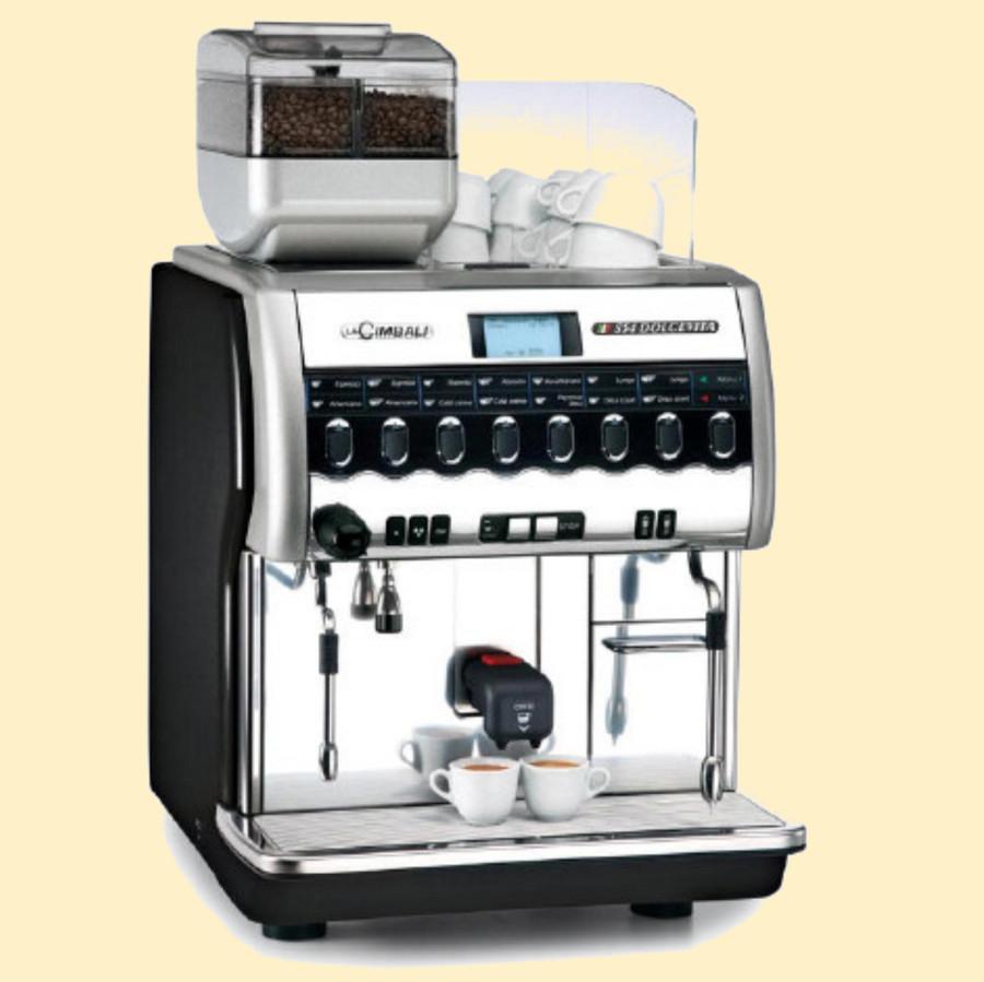 Кофемашина La Cimballi