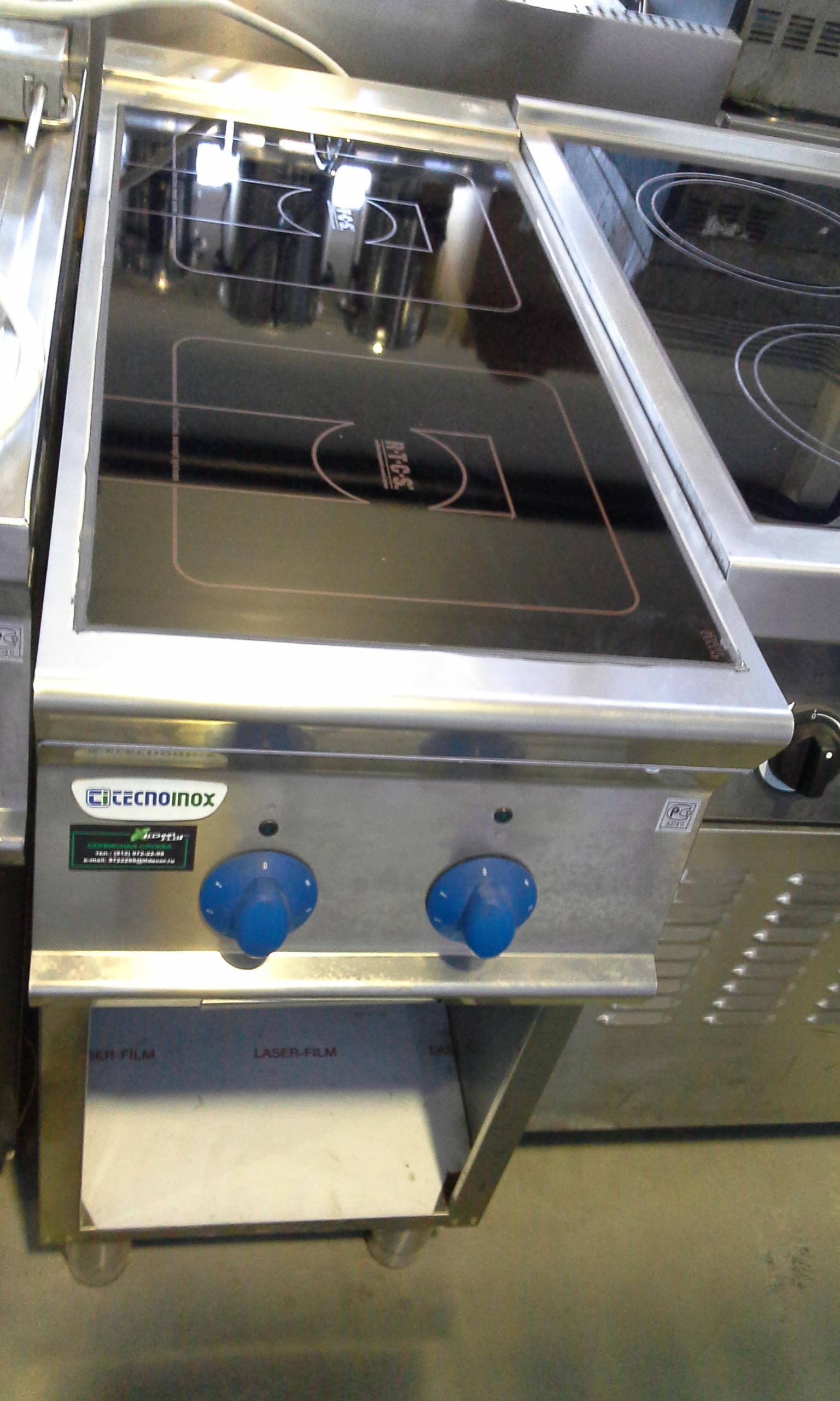 Плита индукционная  TECNOINOX