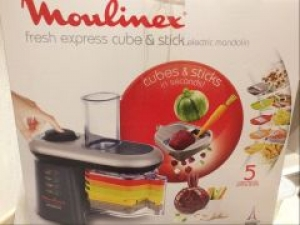 Мультирезка Moulinex DJ905832 Fresh Express Cube & Stick