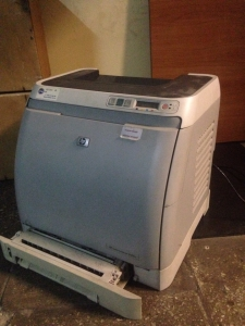 Принтер HP Color LaserJet 1600 (CB373A)